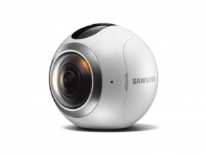 Samsung Gear 360 2016